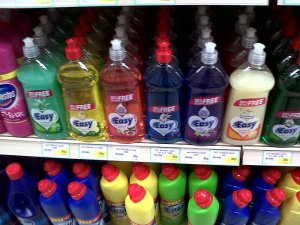 Easy washing up liquid - Review