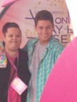 Joey Essex PA in Coventry 2012