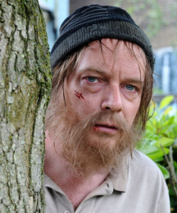 Ian Beale at his lowest ebb.