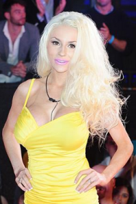 Courtney Stodden... Is she stubborn or corny?