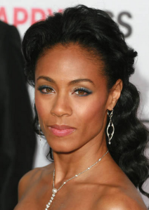 Lookin' good for 42, Miss Jada