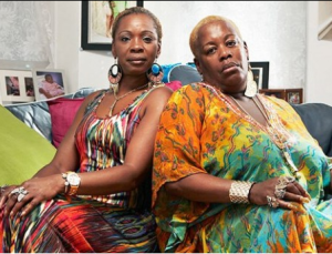 Sally and Sandra from Channel 4's Gogglebox