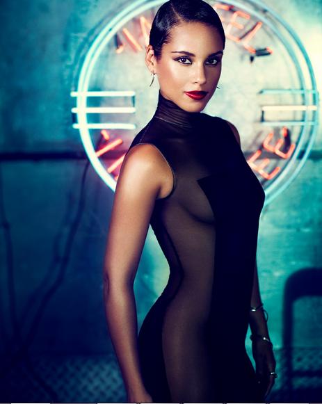 Alicia Keys - Sultry Seduction
