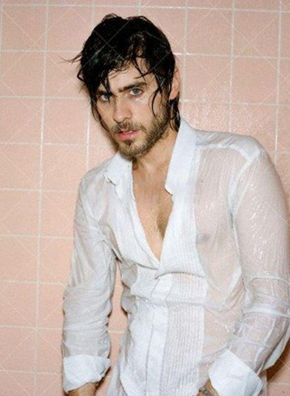 Wet with Jared