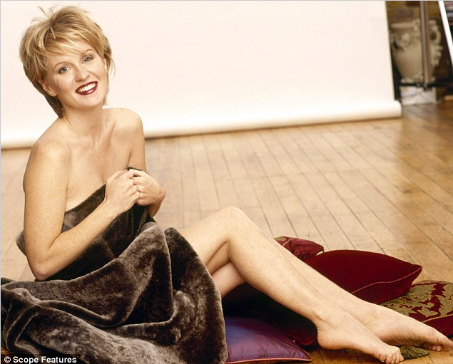 Employment Minister, Esther McVey before her political career