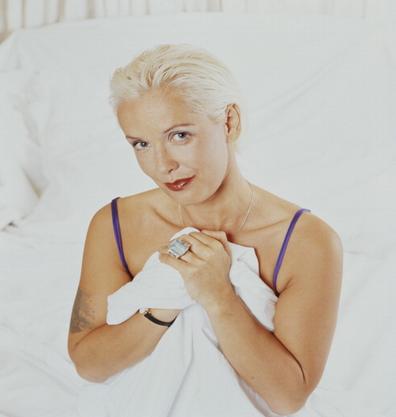 Paula in 95
