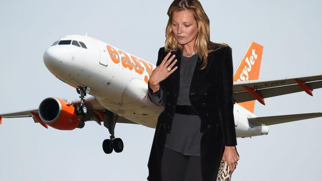 Will Kate fly with Easyjet again after being escorted of plane by police?