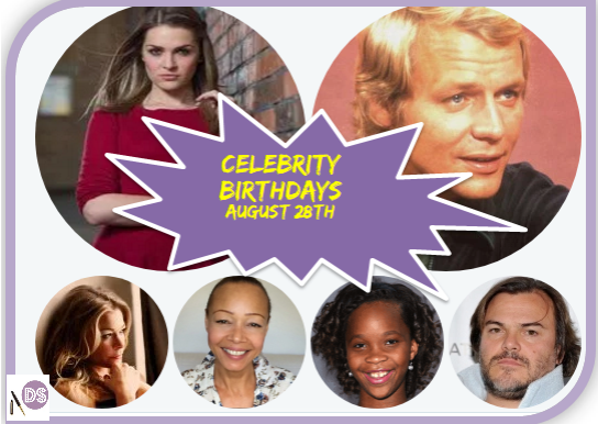 Celebrity Birthdays – August 28th