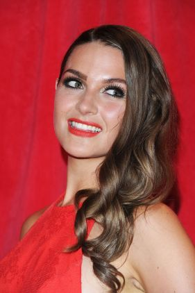 Anna Passey 2014 Soap Awards