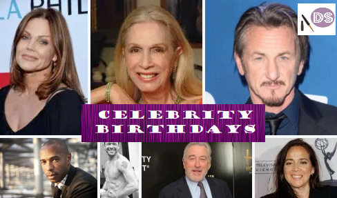 February 17 Birthdays Of Famous People - Characteristics ...