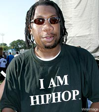 KRS one hip hop legend