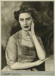 NPG x34080; Princess Margaret by Dorothy Wilding