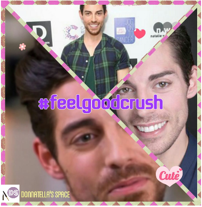 Celebrity #FeelgoodCrush – Tom ReadWilson