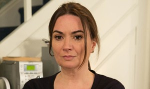 Coronation Street character Anna Windass played by Debbie Rush.
