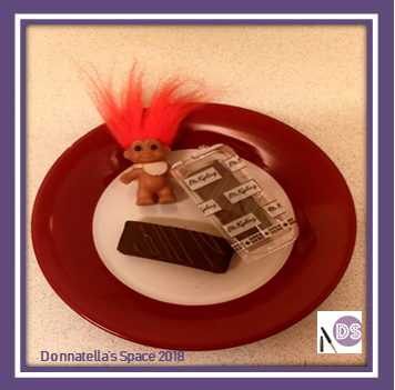 Donnatella's Space Chocolate Cake Day