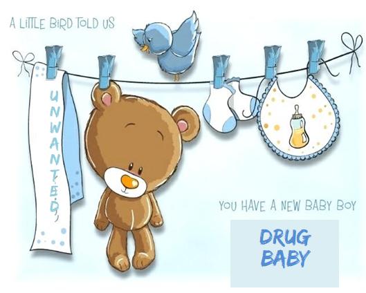 drug baby