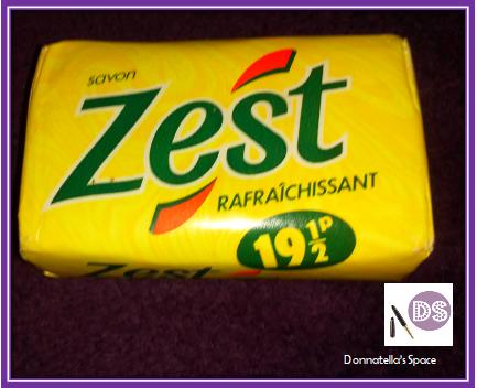 zest soap